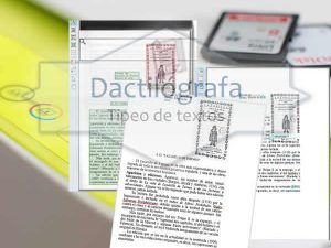 Digitalización A4 sin corrección