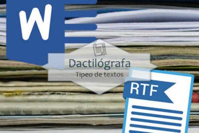 Digitalización A4 sin corrección material en papel