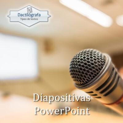 Diapositiva PowerPoint