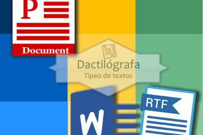 Digitalización A4 sin corrección, envío digital